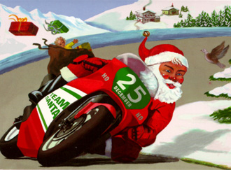 F1 Christmas cards, Superbike Christmas cards, MotoGP Christmas ...